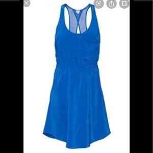 🌱Aritzia Wilfred Victoire summer dress 100% silk